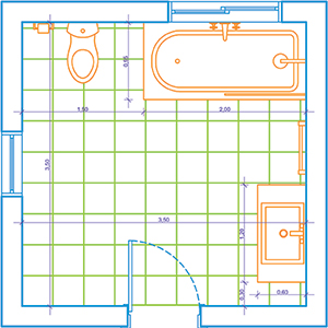 The bathroom fitting company 28 images bathroom for Bathroom ideas 3m x 2m